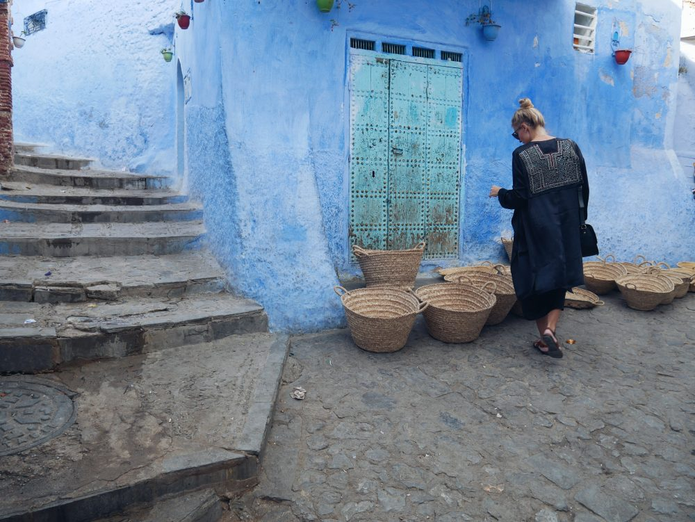 The blue city of Chefchaouen in Morocco – Rachel Jones