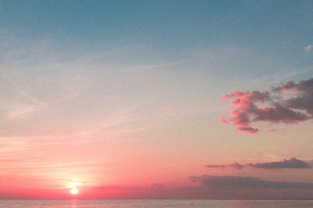 The sun sets over the beach in Trinidad, Cuba – Ben Finch