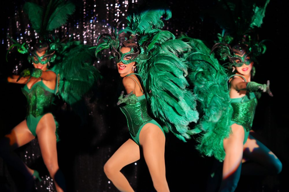 The Calypso Cabaret – an interesting night out on the town in Bangkok – Shutterstock
